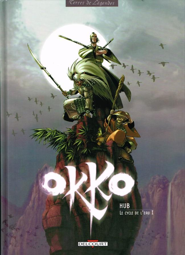 Couverture de Okko -1- Le cycle de l'eau I