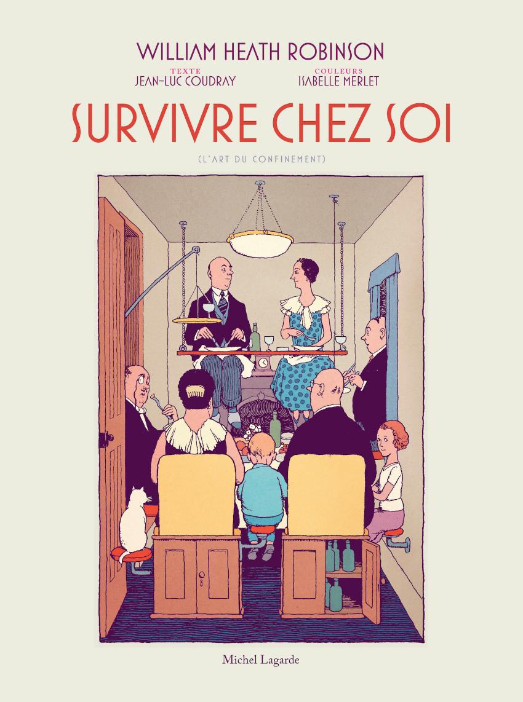 Couverture de Survivre chez soi