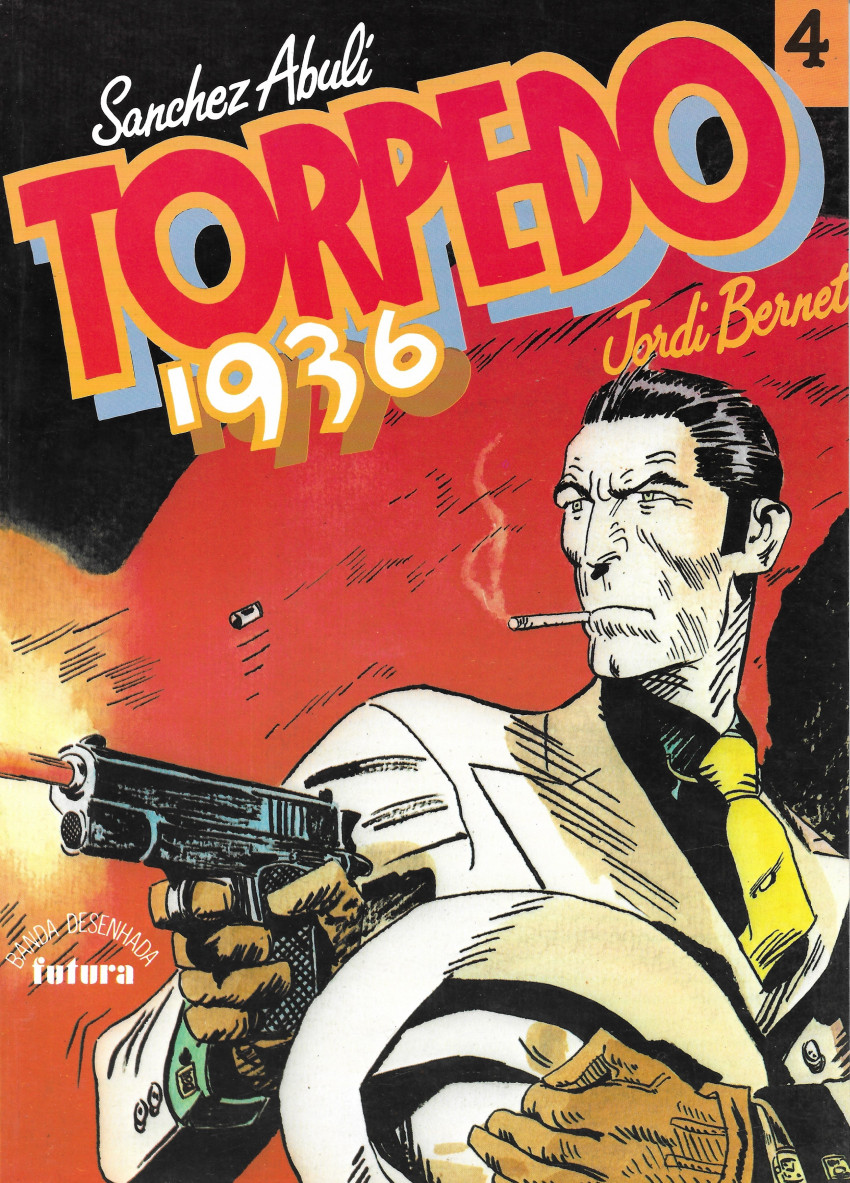 Couverture de Torpedo 1936 (en portugais) -4- A testemunha