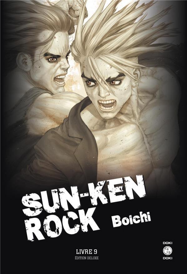 Couverture de Sun-Ken Rock - Édition Deluxe -9- Livre 9