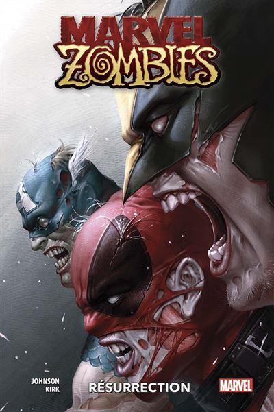 Couverture de Marvel Zombies - Résurrection
