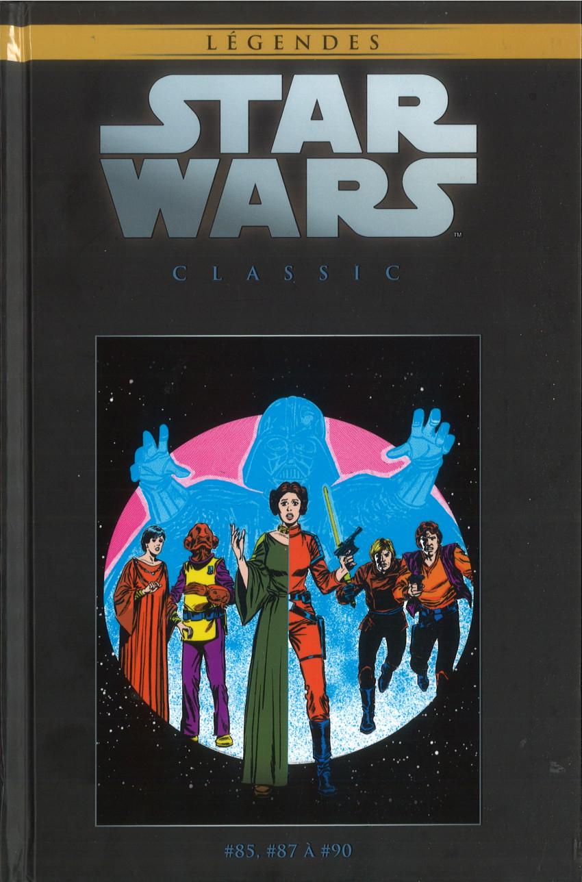 Couverture de Star Wars - Légendes - La Collection (Hachette) -132- Star Wars Classic - #85, #87 à #90