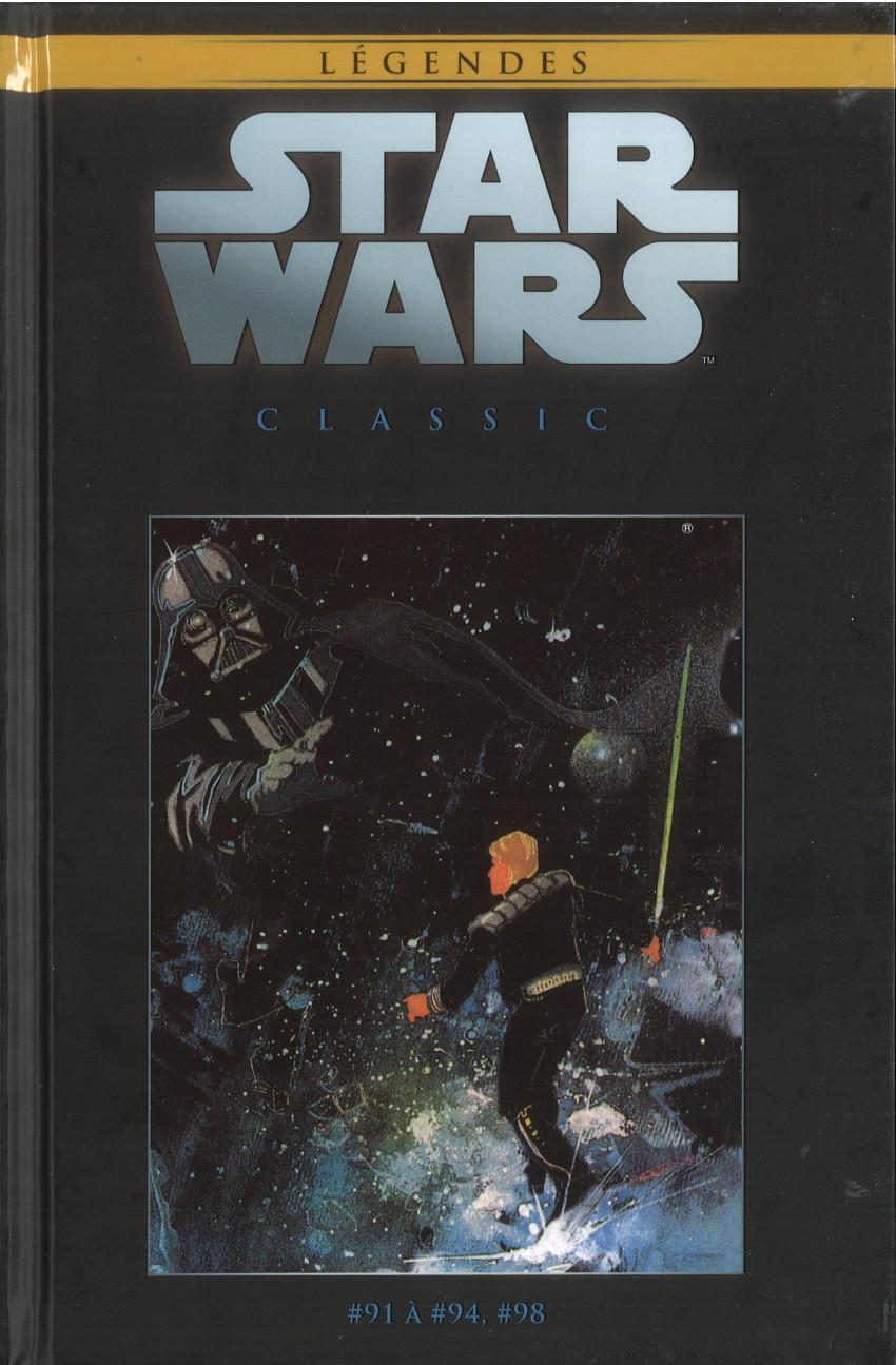 Couverture de Star Wars - Légendes - La Collection (Hachette) -133- Star Wars Classic - #91 à 94 et #98