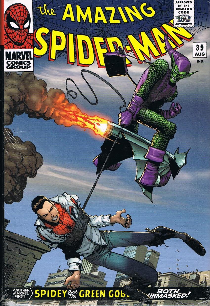 Couverture de Amazing Spider-Man (The) Vol.1 (Marvel comics - 1963) -OMNI02c- The Amazing Spider-Man Omnibus Vol. 2