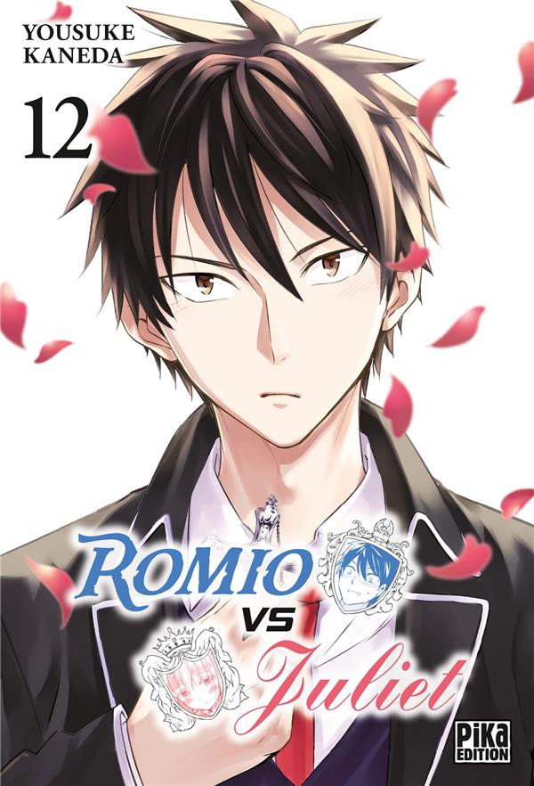 Couverture de Romio VS Juliet -12- Tome 12
