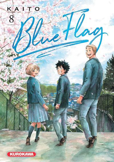 Couverture de Blue Flag -8- Tome 8