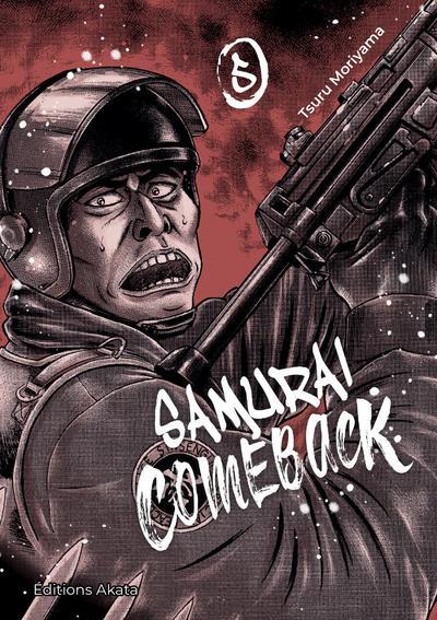 Couverture de Samurai Comeback -5- Tome 5