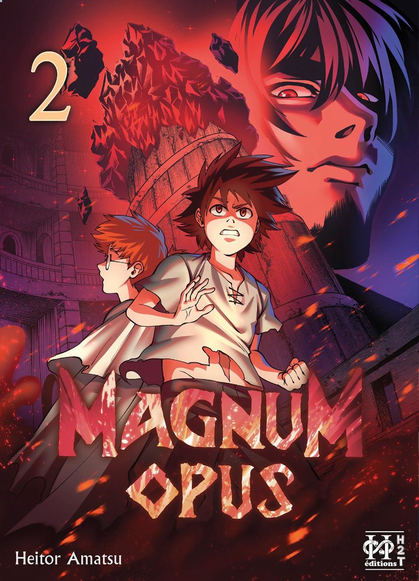 Couverture de Magnum opus -2- Tome 2