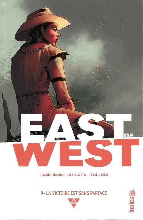 Couverture de East of West -9- La victoire est sans partage