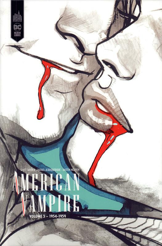 Couverture de American Vampire -INT03- Volume 3 - 1954-1959