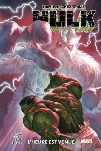 Couverture de Immortal Hulk -6- L'heure est venue