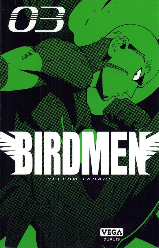 Couverture de Birdmen -3- Tome 3