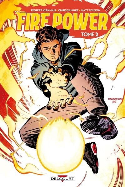 Couverture de Fire Power -2- Tome 2