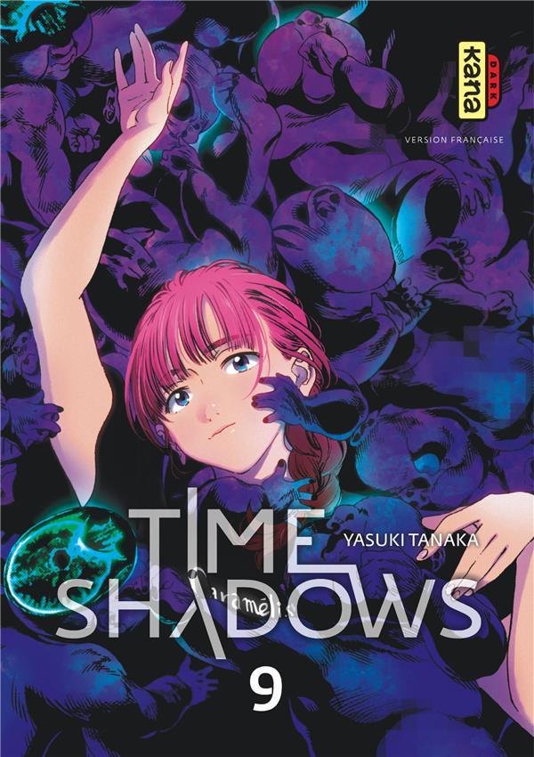 Couverture de Time Shadows -9- Tome 9