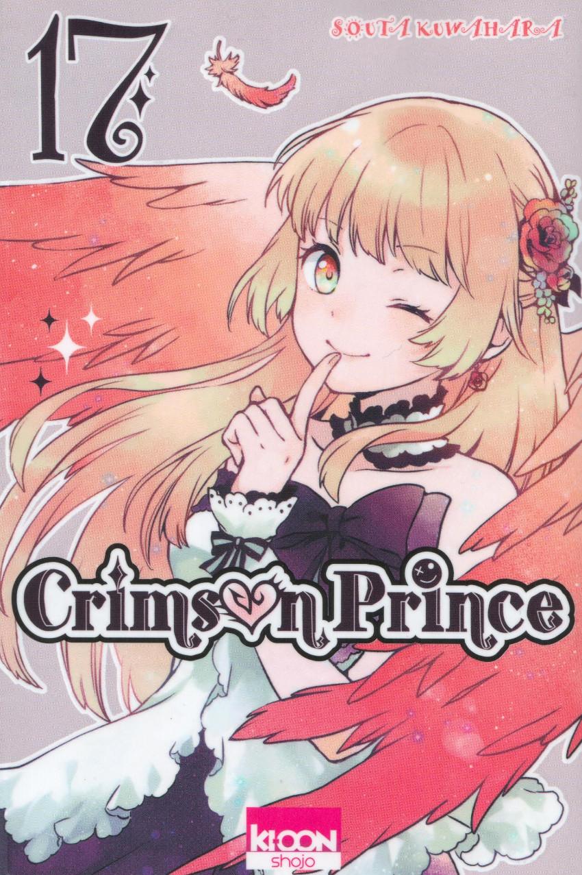 Couverture de Crimson Prince -17- Tome 17