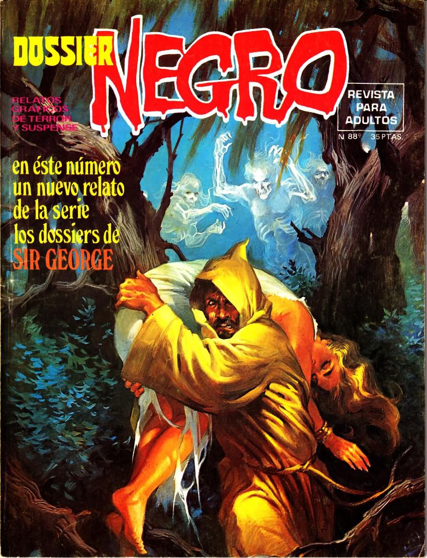 Couverture de Dossier Negro -88- Los dossiers de Sir George