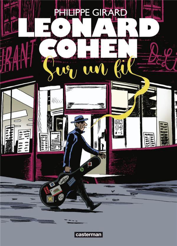 Couverture de Leonard Cohen - Sur un fil