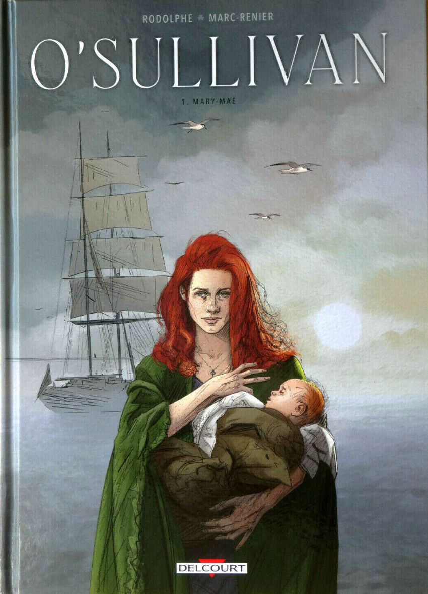 Couverture de O'Sullivan -1- Mary-Mae