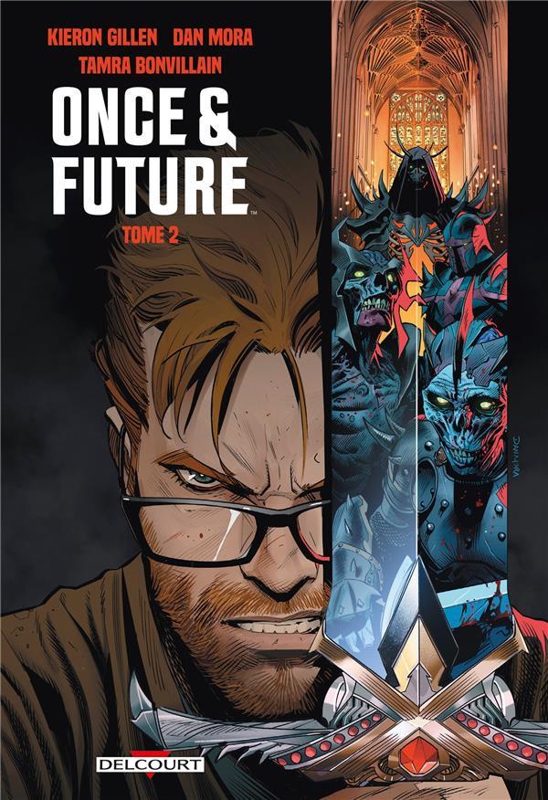 Couverture de Once & Future -2- Tome 2