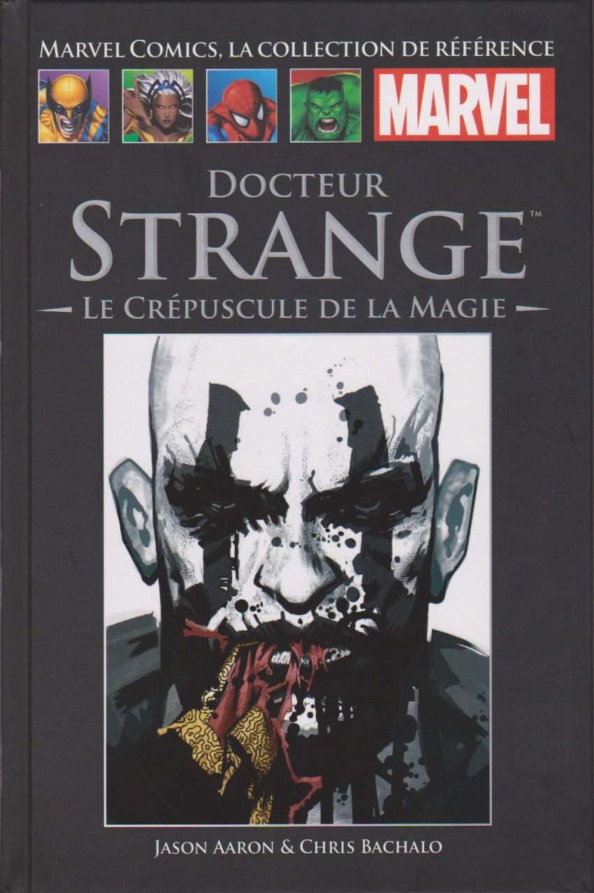 Couverture de Marvel Comics - La collection (Hachette) -175139- Docteur Strange : Le Crépuscule de la Magie