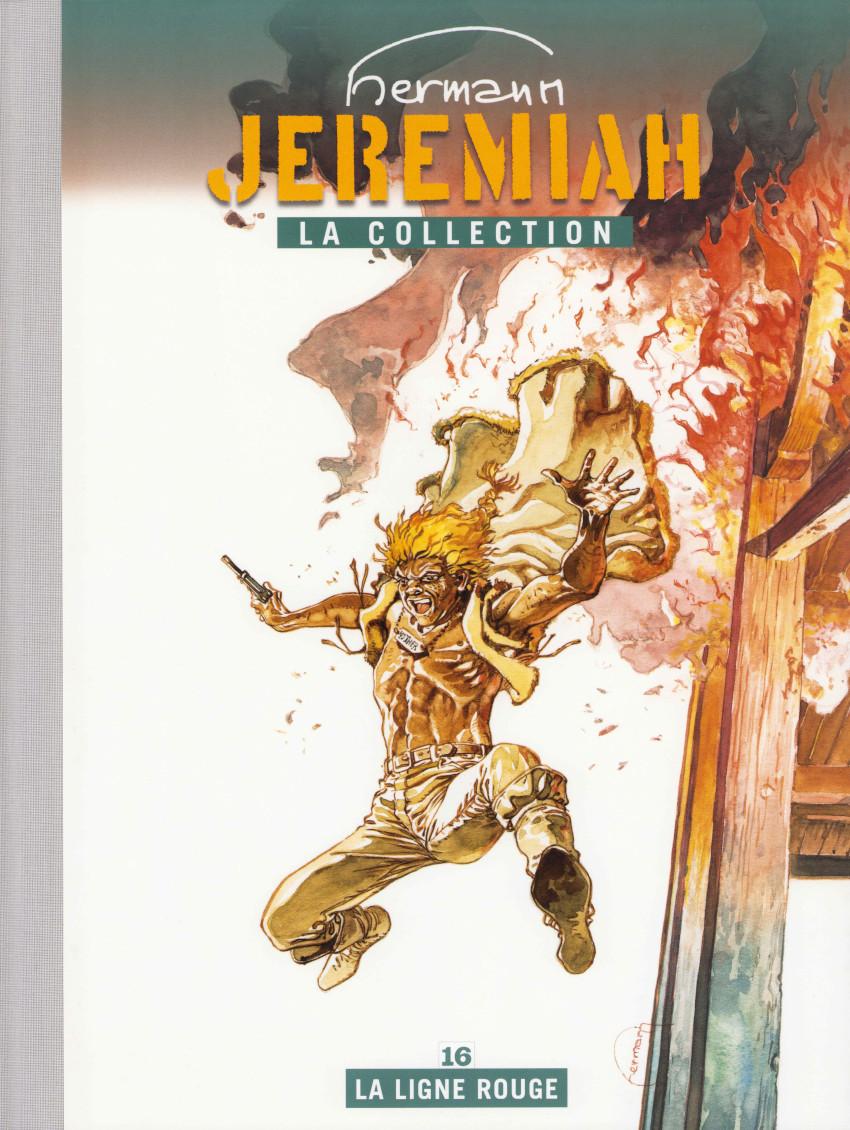 Couverture de Jeremiah - La Collection (Hachette) -16- La ligne rouge