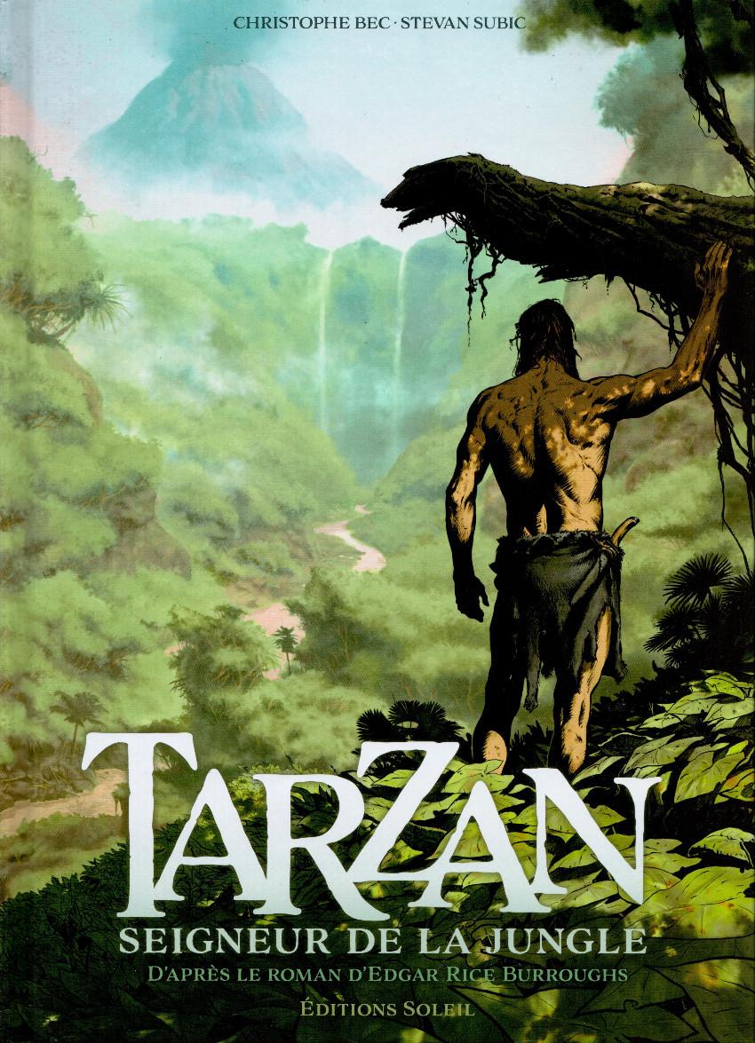 Couverture de Tarzan (Bec/Subic) -1- Tarzan