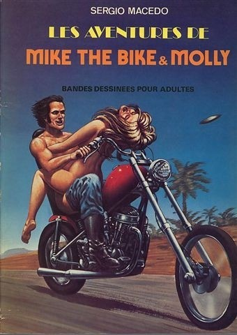 Les aventures de Mike the Bike and Molly
