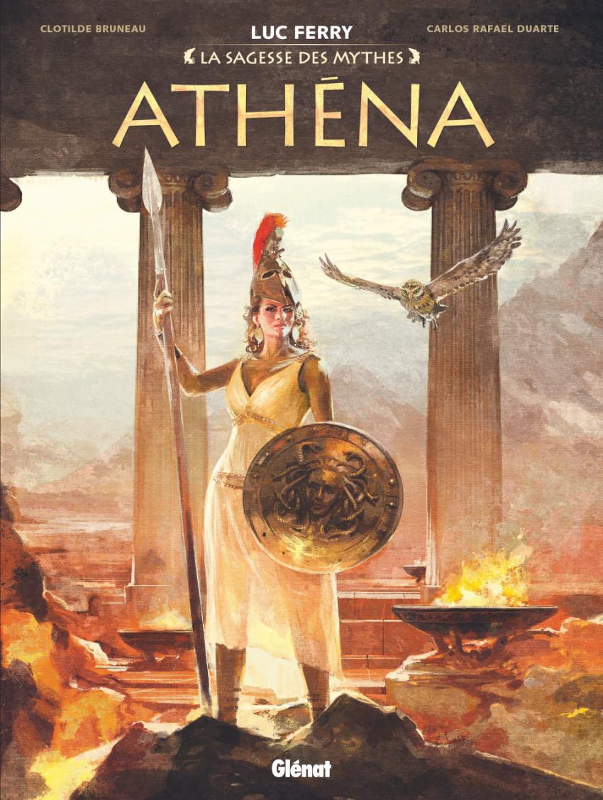 Couverture de Athéna