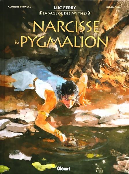 Couverture de Narcisse et pygmalion