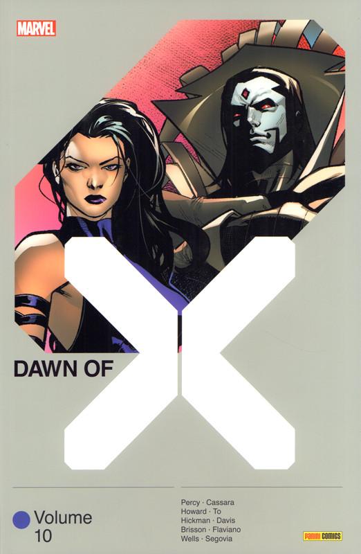 Couverture de Dawn of X -10- Volume 10