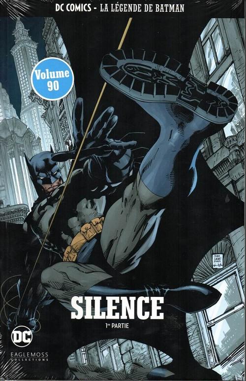 Couverture de DC Comics - La légende de Batman -9090- Silence - 1ère partie