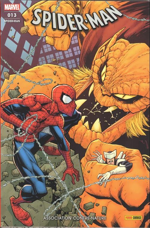 Couverture de Spider-Man (Marvel France 8e série - 2020)  -13- Association contre-nature