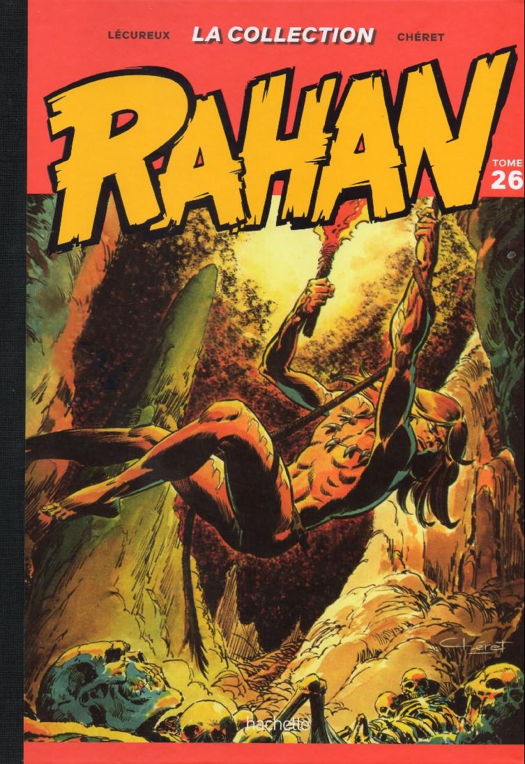 Couverture de Rahan - La Collection (Hachette) -26- Tome 26