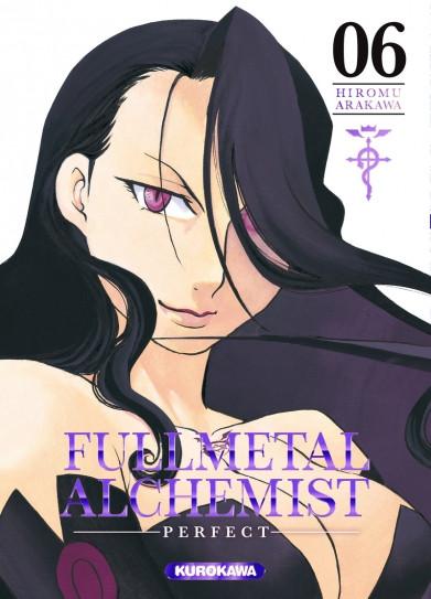 Couverture de FullMetal Alchemist (Perfect Edition) -6- Tome 6