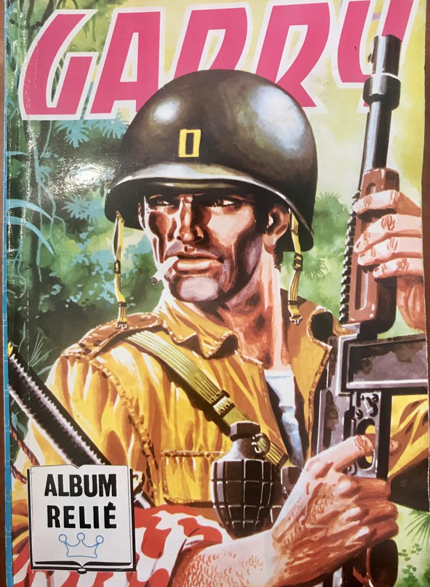Couverture de Garry (Impéria) (2e série - 190 à 456) -Rec- Album Relié (n°441, n°443, n°445 et n°447)