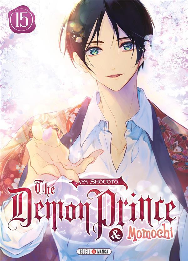 Couverture de Demon Prince & Momochi (The) -15- Tome 15