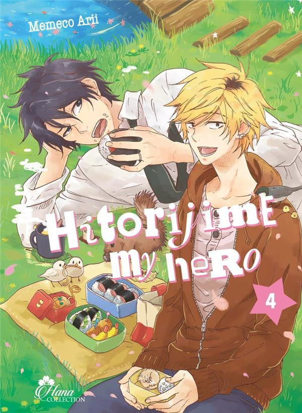 Couverture de Hitorijime my hero -4- Tome 4