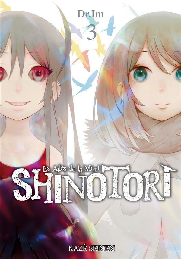 Couverture de Shinotori -3- Tome 3