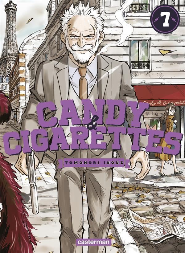 Couverture de Candy & cigarettes -7- Tome 7