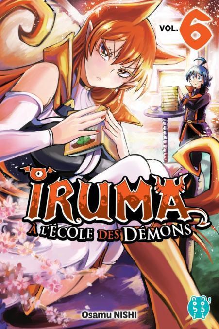 Couverture de Iruma à l'École des Démons -6- Tome 6