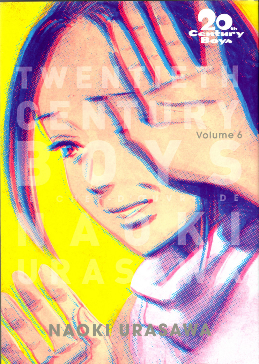 Couverture de 20th Century Boys - Perfect Edition -6- Volume 6