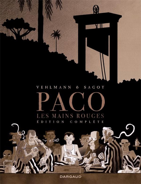 Couverture de Paco Les Mains Rouges -INT- Paco les mains rouges