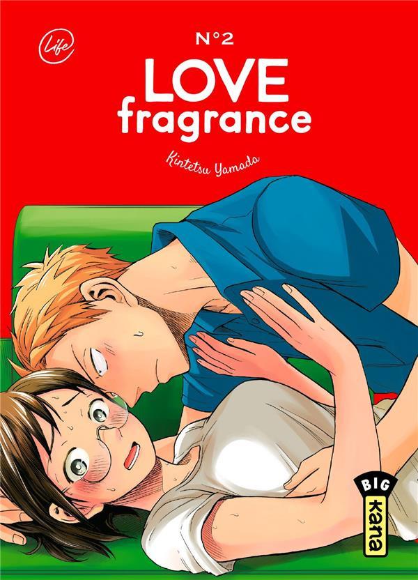 Couverture de Love fragrance -2- Tome 2