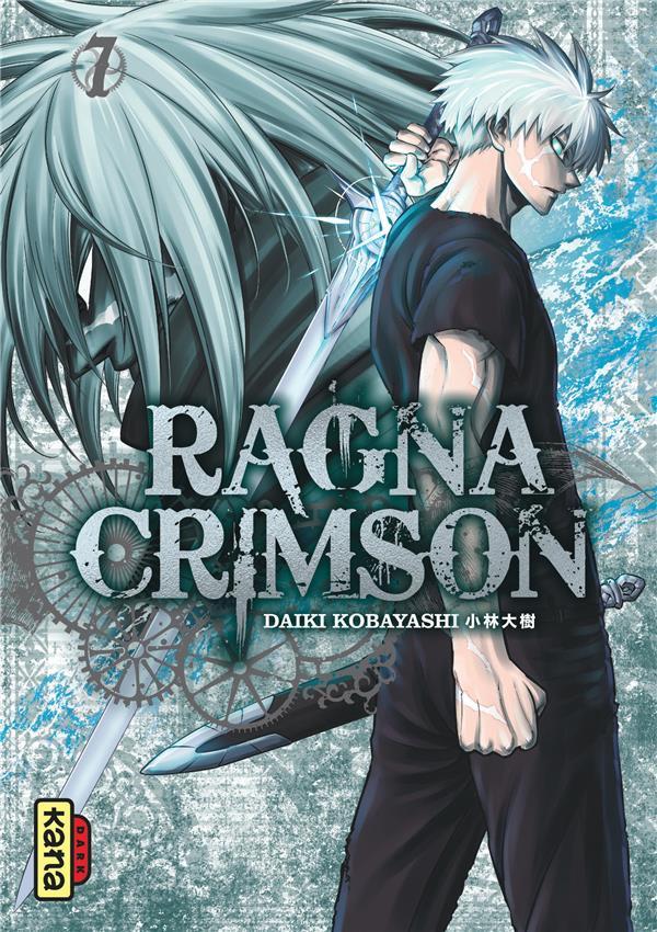 Couverture de Ragna Crimson -7- Tome 7