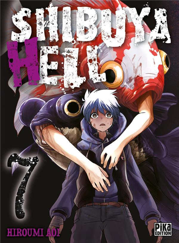 Couverture de Shibuya Hell -7- Tome 7