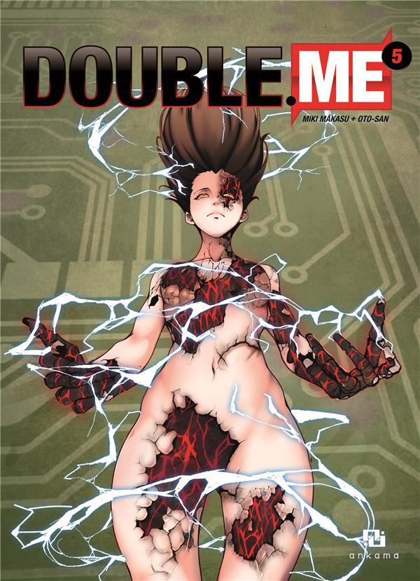 Couverture de Double.Me -5- Tome 5