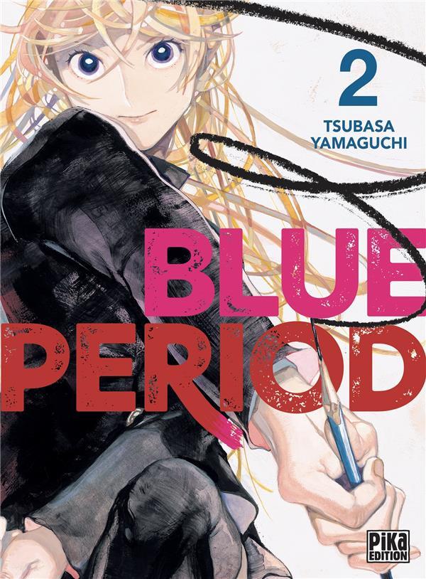 Couverture de Blue Period -2- Tome 2