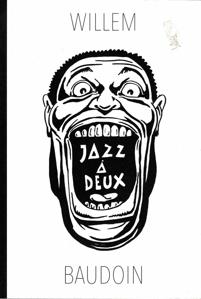 Couverture de (AUT) Baudoin, Edmond -2015/07- Jazz à deux