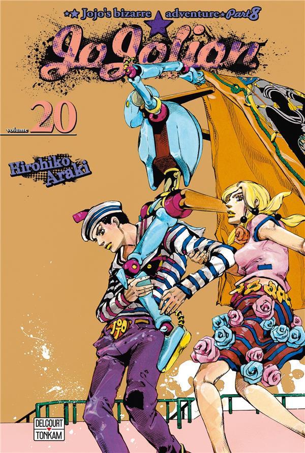 Couverture de Jojo's Bizarre Adventure - (Part 8) - JoJolion -20- Tome 20