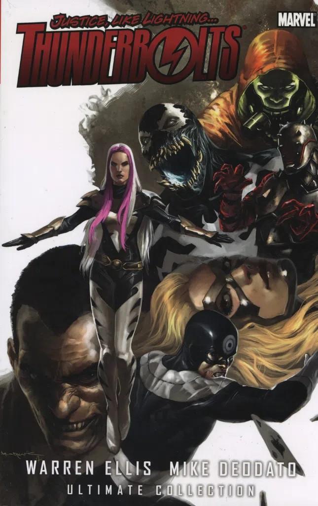 Couverture de Thunderbolts Vol.1 (Marvel Comics - 1997) - Ultimate Collection